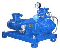 LGCN逆流冷却螺杆真空泵